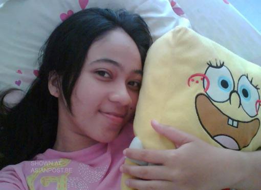 Malay Girl Nur Aini Took Off Her Jilbab