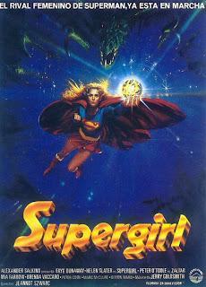 Supergirl cine online gratis