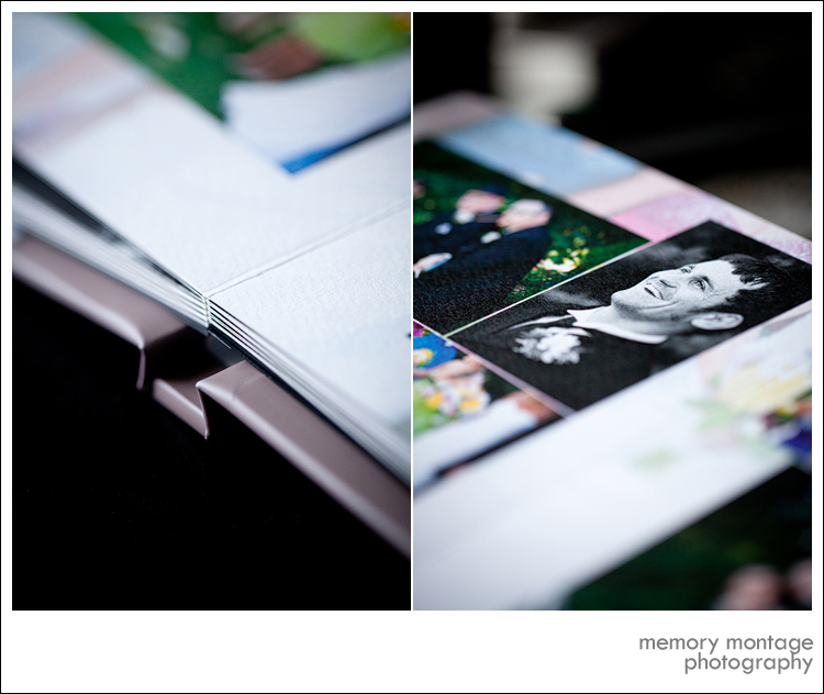 whcc album memory montage photography