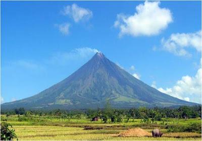 Filipino Folktale: Alamat ng Bulkang Mayon