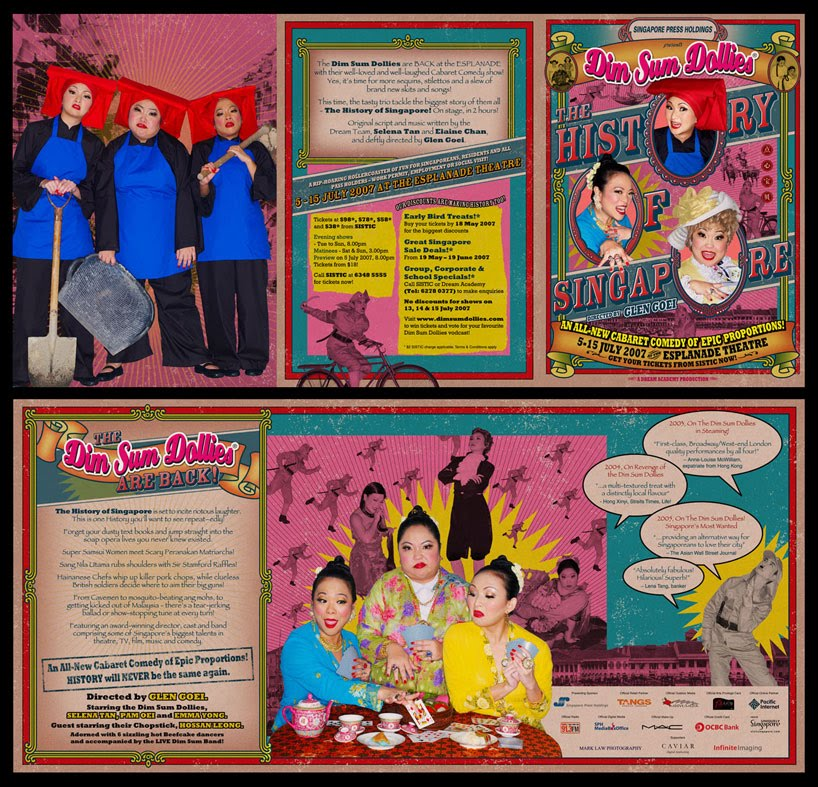Dim Sum Dollies 2013 Dim Sum Dollies The History