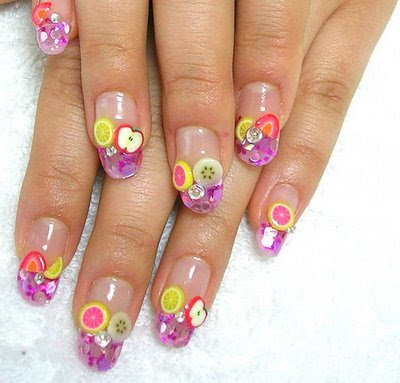 Valentine's Day Nail Designs by BecomeGorgeous.com Preparing for Valentine's
