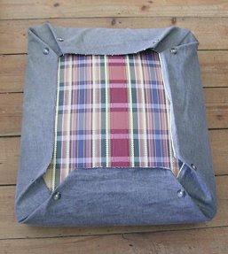 jezze prints upholstery for the lazy girl