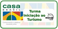 Turma de Iniciação Turismo da Casa Brasil Ponte Alta - Guarulhos SP