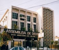 sede AD-Belém SP