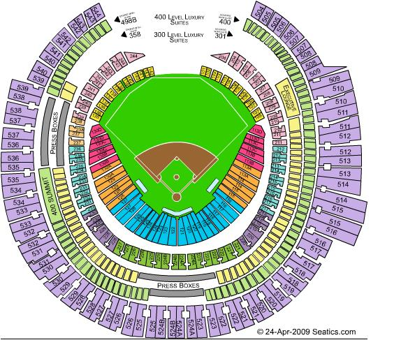 roger center seat chart: Blue jays seating chart view seating map toronto blue jays