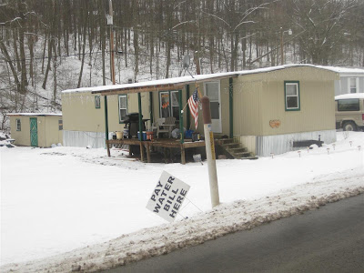 pay water bill, west virginia house, trailer home