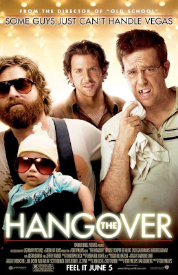 the hangover, movie, poster, review, funny