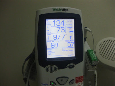 in emergency room, monitoring heart rate, what's a good heart ratemonitoring