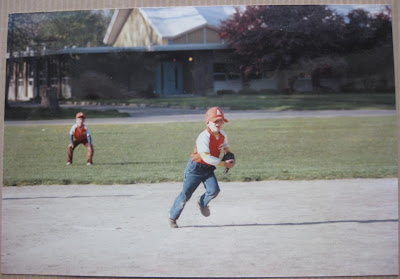 tball at bulman elementary, pitcher, grounder