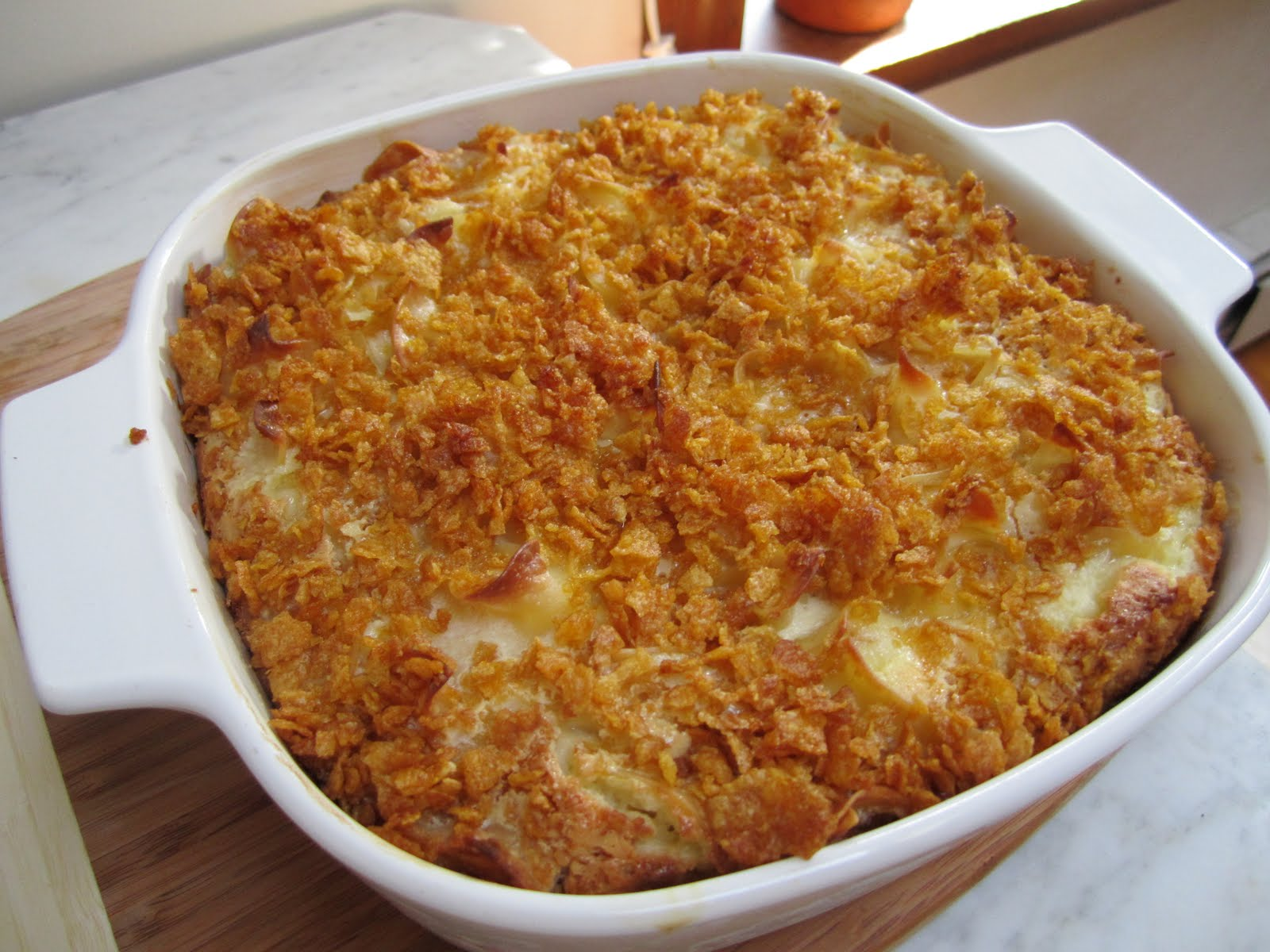 The Irish Mother: Noodle Kugel