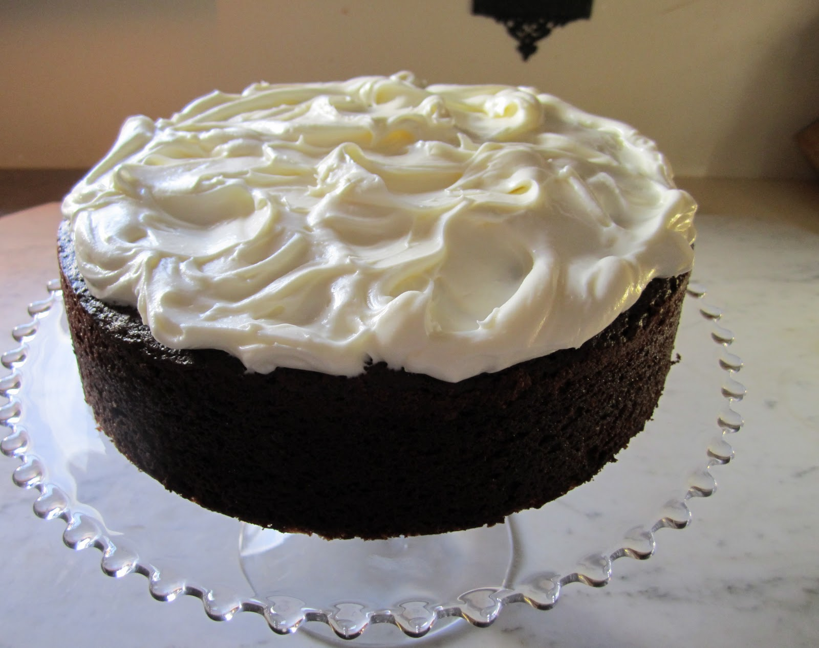 The Irish Mother: Chocolate Guinness Cake