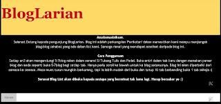 BlogLarian