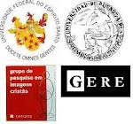 Convenio de cooperación entre GERE (FFyL, UBA) y GPIC (UFES, Brasil)