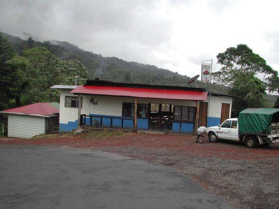 Soda La Campesina - inainte de cutremur