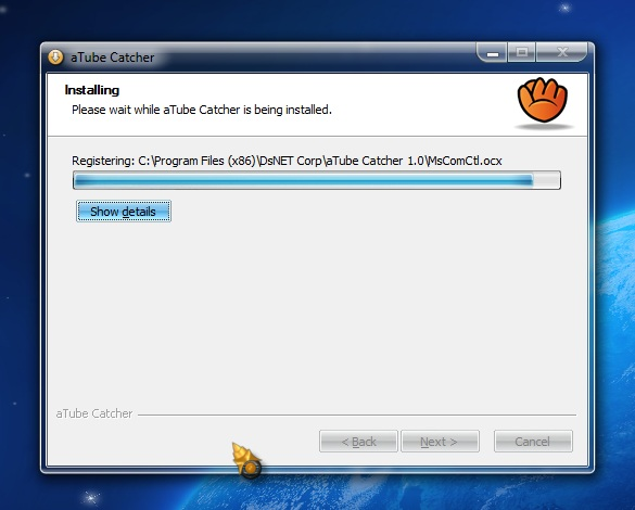descargar instalador de atube catcher