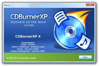 CD Burner XP Pro 4.3 Free
