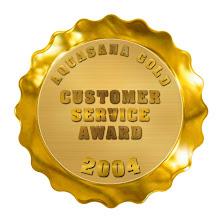 Customer Service Award, 2004