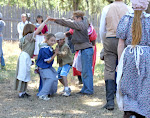 Dancing at a Living History Event