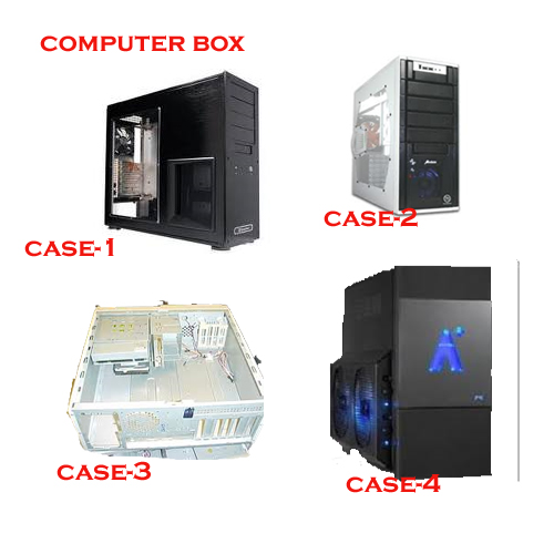 Types Of Hardware S Ksground Com Computer Case Computer