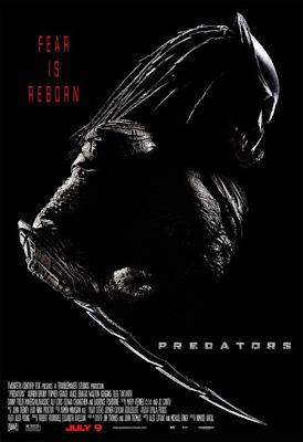 Filme Poster Predadores TS RMVB Legendado