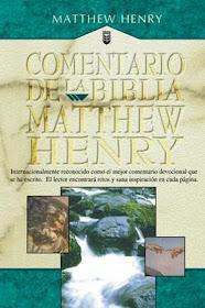 Comentario Biblico de Mathew Henry