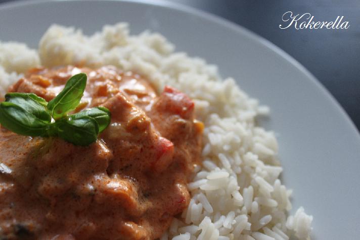 Kokerella fish stew for Tomato fish stew