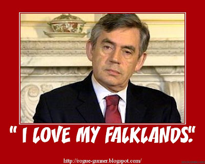 Tony mcnally march 2009 brown nothing to discuss on falklands once gordon found out that there may be oil and gas reserves in the waters around the falklands he became more malvernweather Images