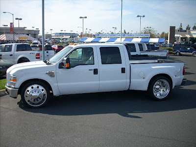 Aftermarket Rims  Trucks on Commercial Truck Success Blog  One Very Sweet Looking Dually