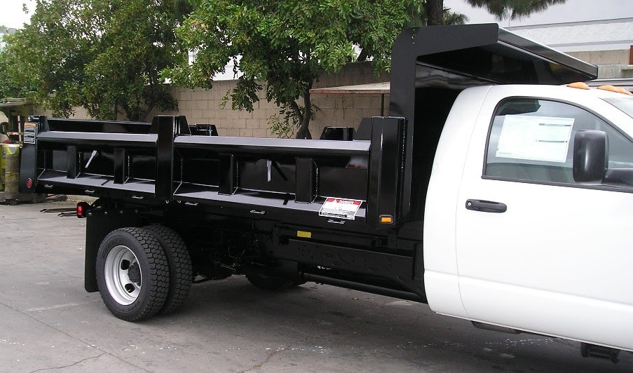 Commercial Truck Success Blog Fold Down Side Contractor