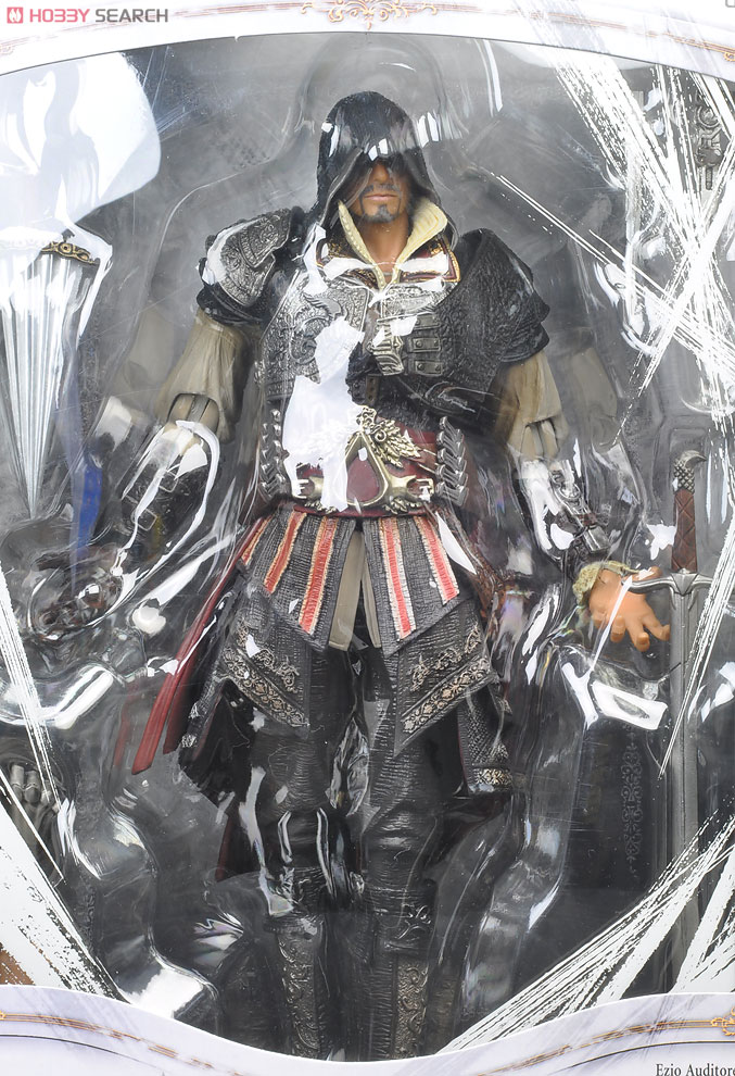 [Play Arts Kai ] Assassin`s Creed II Ezio Auditore Da ...