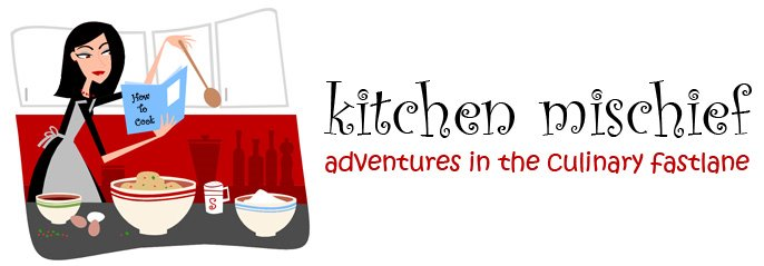 kitchen mischief : adventures in the culinary fastlane