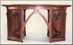 the world of art nouveau the world of art nouveau. Black Bedroom Furniture Sets. Home Design Ideas