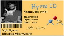 ABE TWIST ON HYVES