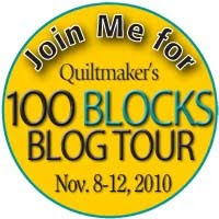 Welcome Quiltmakers Blog Tour visitors!