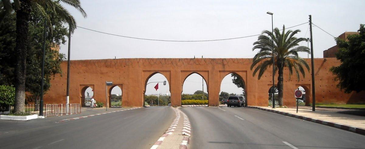 L 39 esprit vagabond rabat retour dans la capitale tranquille for Carrelage yacoub el mansour