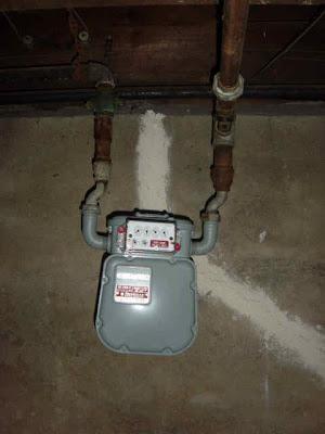 gas meter man
