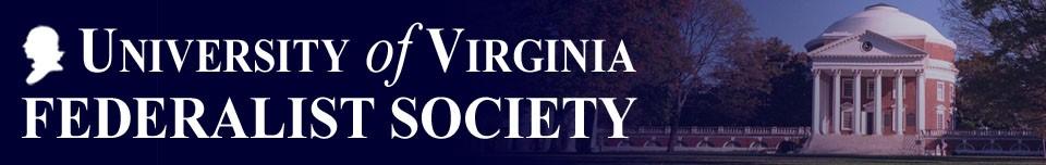 UVA Federalist Society