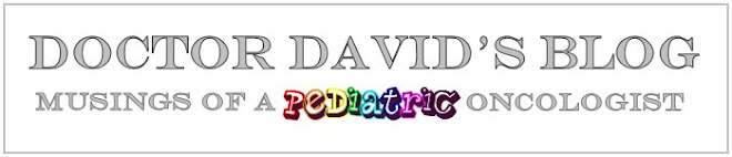 Doctor David's Blog