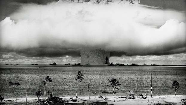 scary beach bikini atoll It was named after Bikini Atoll in the Pacific, the site of American nuclear ...