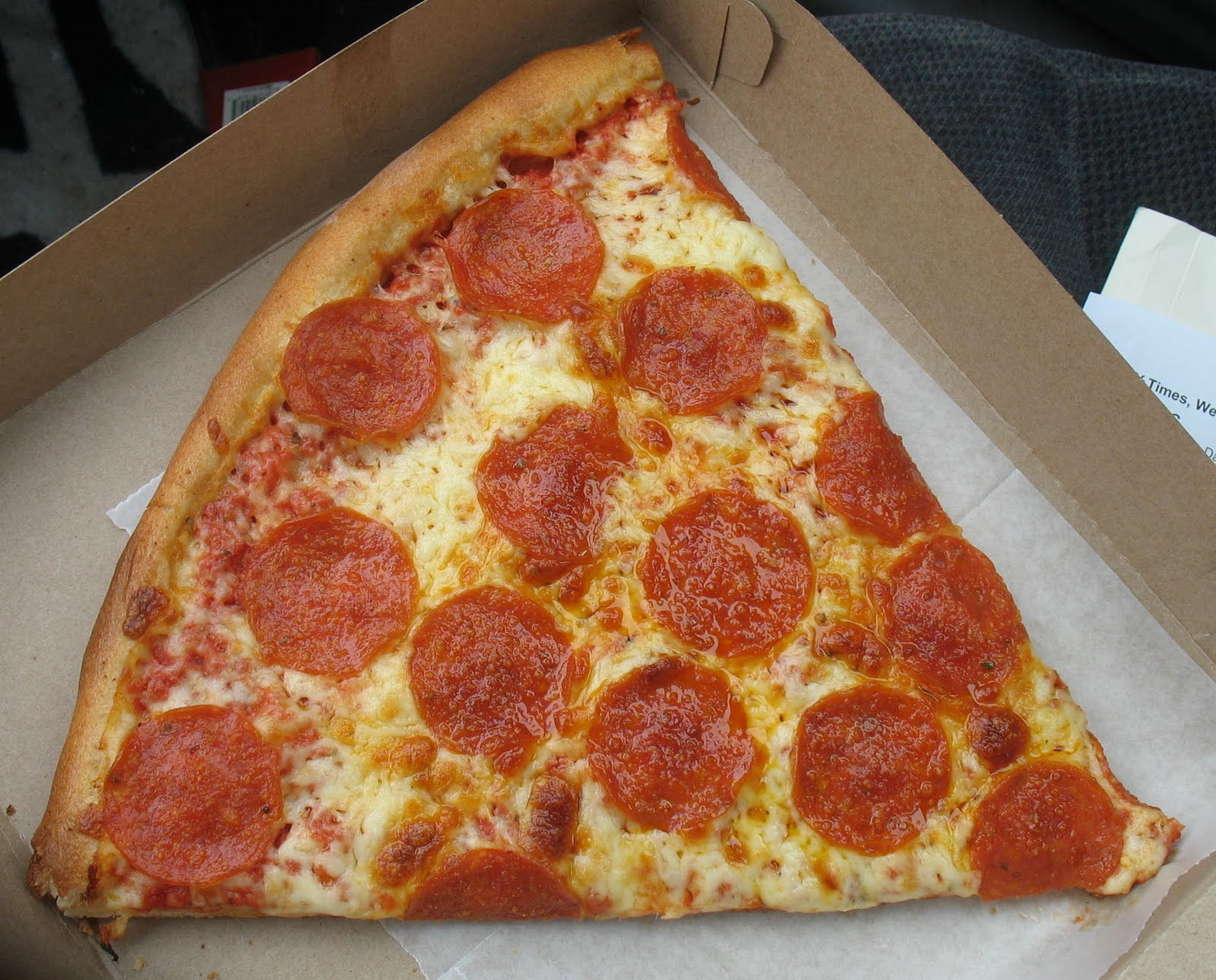 The Rochester NY Pizza Blog: Big Deal Revisited