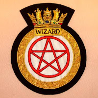 HMS Wizard Magic Circle Mild Ale