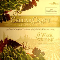 Cellar Craft Italian Reserva Pinot Grigio