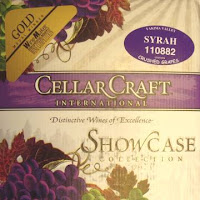 Cellar Craft Showcase Yakima Valley Syrah