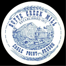BUTTE CREEK MILL, EAGLE POINT OREGON