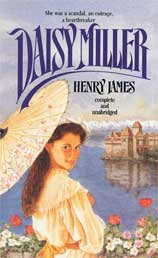 an analysis of the novel daisy miller by henry james A character analysis of daisy miller - in daisy miller, henry james slowly reveals the nature of daisys character through her interactions with other characters, especially winterbourne, the since the publication of james's novel in 1878, daisy has worn several labels, among them flirt, innocent, and american girl.