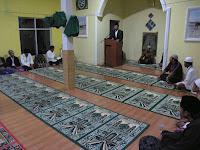 Walikota Tasikmalaya Drs. H. Syarif Hidayat hadiri pertemuan alumni
