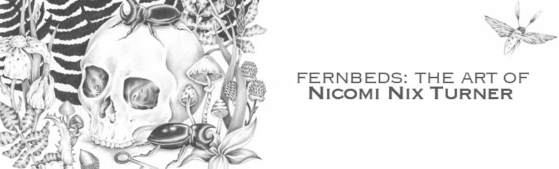 Fernbeds: The Art of Nicomi Nix Turner