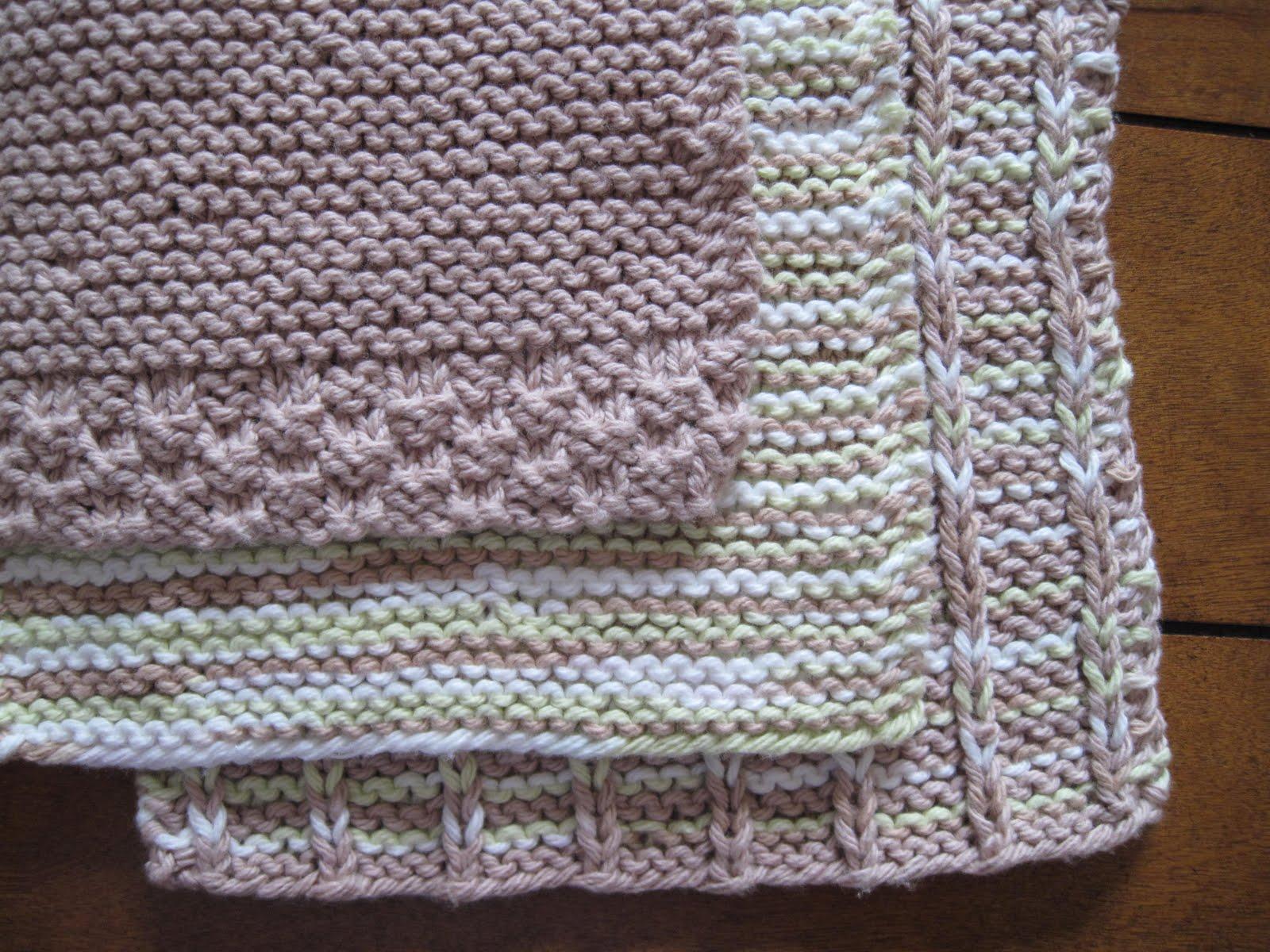Knitting Like Crazy: 06.2010