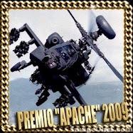 Premios Apache 2009 y Dardos